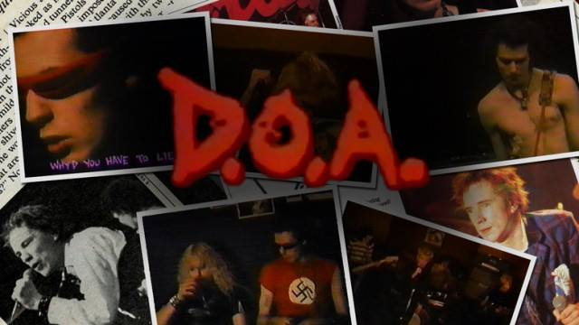 DOA: A Rite of Passage (newly restored classic punk doc)