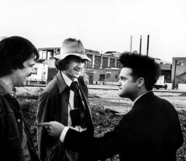"Exploring David Lynch's ""Eraserhood"""