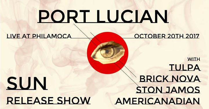 "Port Lucian ""Sun EP"" Release Party"