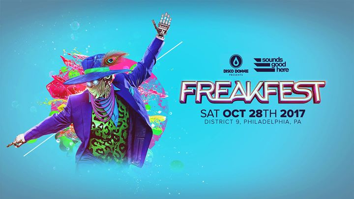 Freakfest Halloween ft. Zomboy, JoyRyde at District N9NE