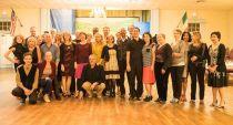 Tuesday Tango Classes & Practica Max