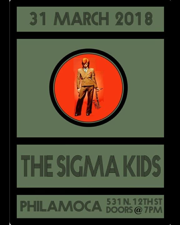 The Sigma Kids World Premiere