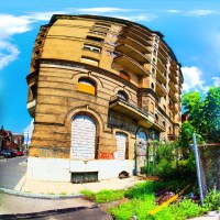 Panorama 1828_blended_fused small | Divine Lorraine Hotel Ri… | Flickr