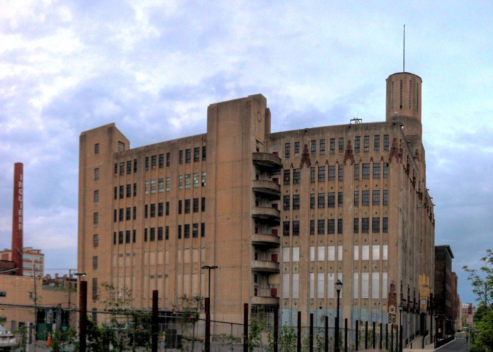 The Lasher Building 1309 Noble St Philadelphia, Pennsylvania Copyright 2019, Bob Bruhin. All rights reserved.