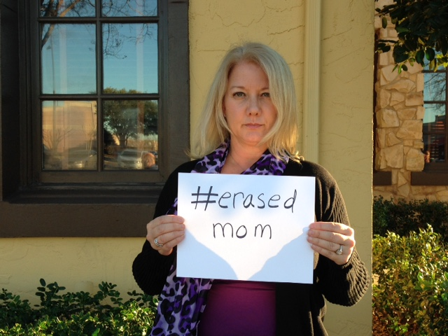 Erased Mom Erasing Family Texas 2 Wendy Archer