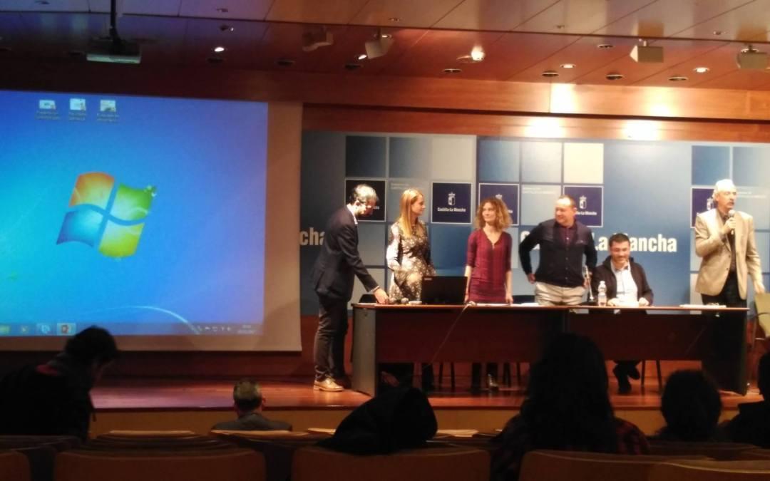 El IES Aguas Vivas referente en las V Jornadas Provinciales Erasmus+