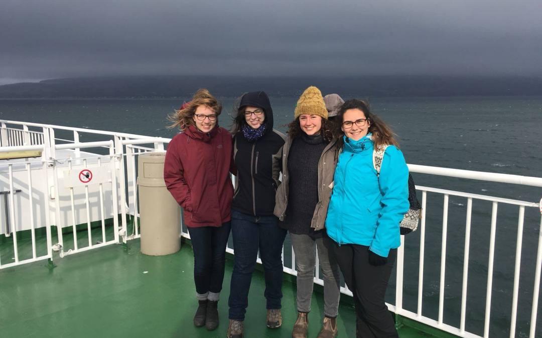 Experiencia de una alumna Erasmus+ del ciclo de Educación y Control Ambiental en Edimburgo 2018