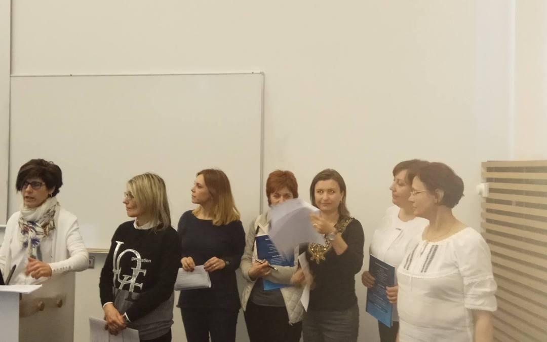 Movilidad y participación de la profesora de biología Chus Merino en Reykjavik 2018