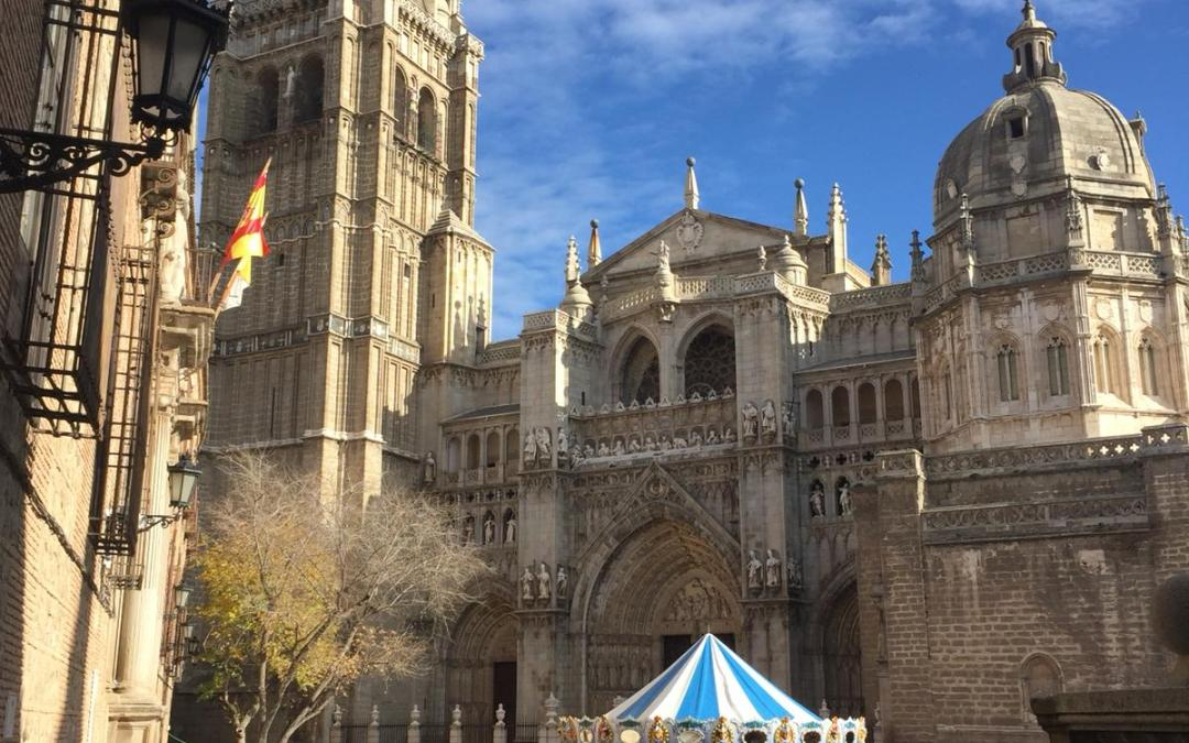 Excursión a Toledo: visitamos con los centros socios nuestro más bello Patrimonio Histórico
