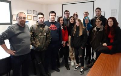 Segunda Reunión de seguimiento del alumnado de CFGS que en la primavera realizará sus FCTs en Europa a través del programa Erasmus+ KA1