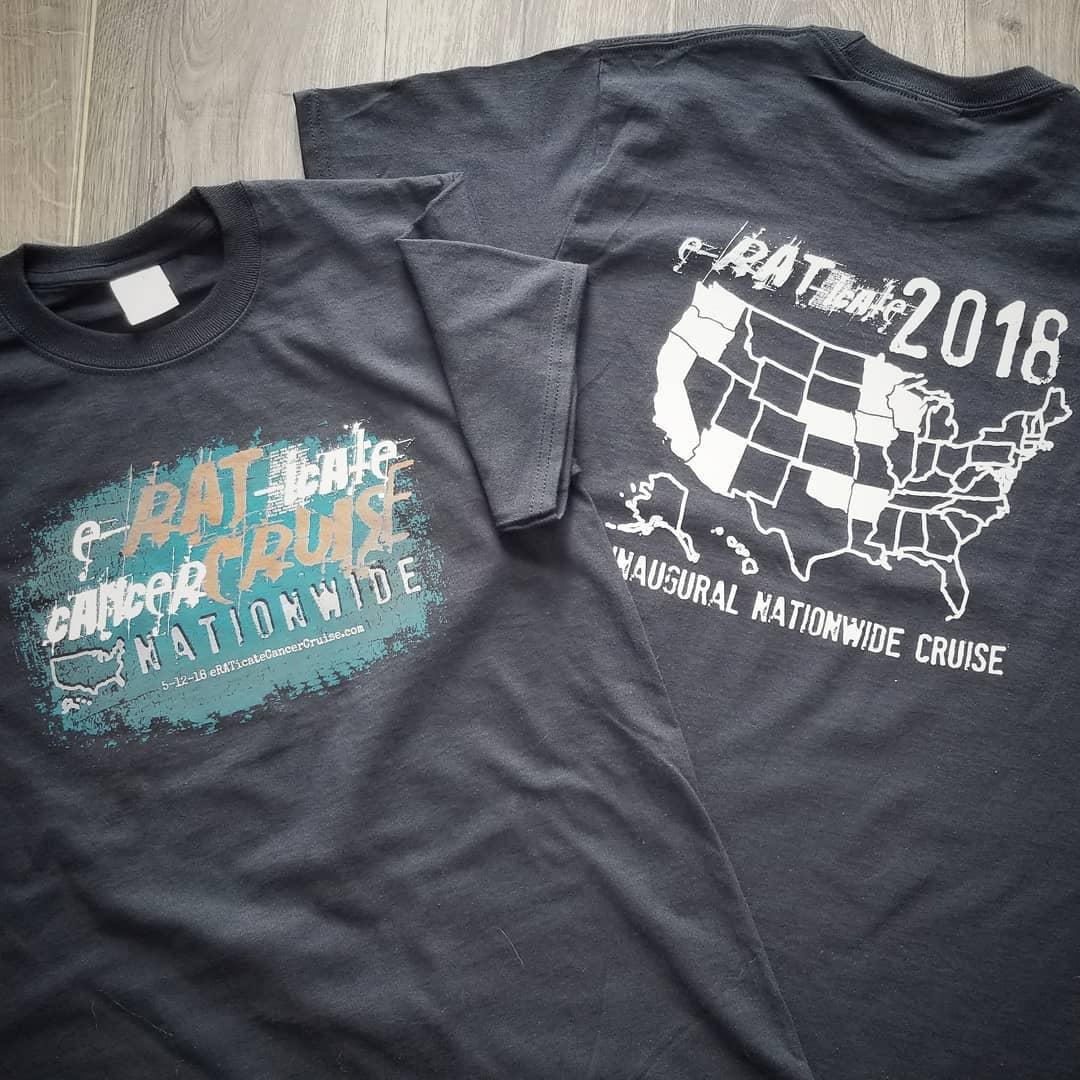 2018 Nationwide Unisex T Shirt