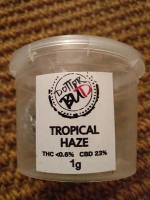 tropical haze cannabis light