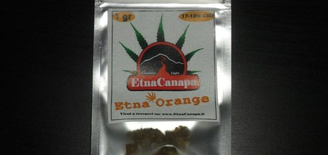 etna orange, bustina