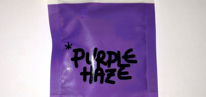 purple haze secret pot