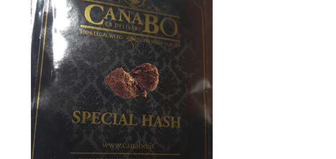 Canabo Special Hash