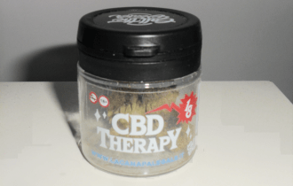 Barattolino canapa legale CBD Therapy di Call The Dealer