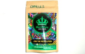 Confezione di cannabis light Cookies