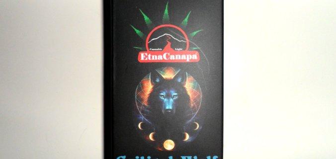 Scatola di canapa legale Critical Wolf di EtnaCanapa