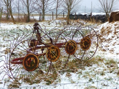 Winter 2017 - Sneeuw in Noordhorn (7)