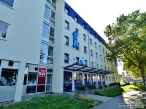 Karlsruhu - Ibis Hotel