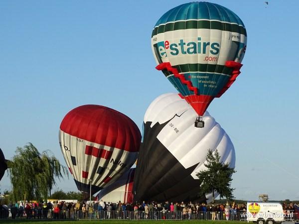 Ballonfiësta Meerstad Groningen