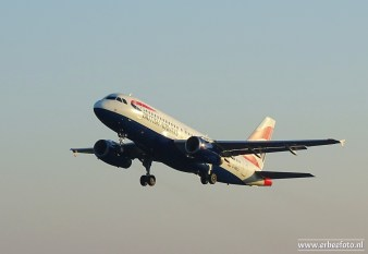 Schiphol British Airways 01
