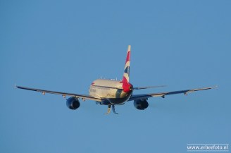 Schiphol British Airways 02