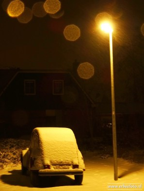 The Deux Chevaux noordhorn winter 04