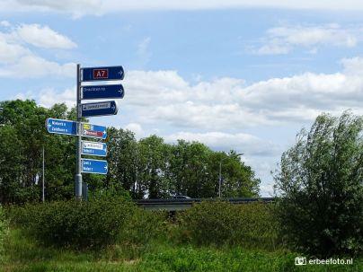 A7 Wegwijzer Leek