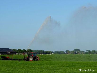 Beregening boeren droogte