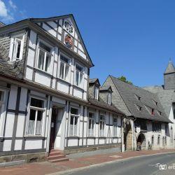 Altstadt Goslar, De Harz, Duitsland