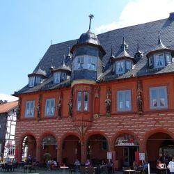 Gildehuis, Altstadt Goslar, De Harz, Duitsland