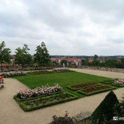 Quedlinburg Schloss - St Servatii slottuin