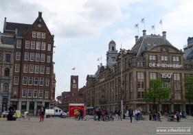 Bijenkort, De Dam, Amsterdam