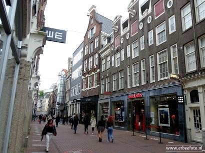 Kalverstraat, Straatbeeld Amsterdam