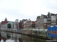 Straatbeeld Amsterdam