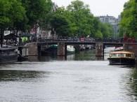Grachten Amsterdam, rondvaart Lovers