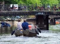 Amsterdamse Grachten, Amsterdam (rondvaart Lovers)