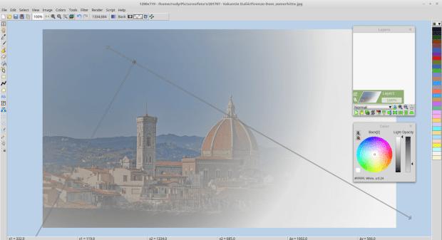 Gratis fotobwerking voor windows, linux en apple
