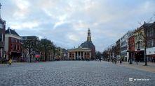 Groningen in Lockdown Vismarkt
