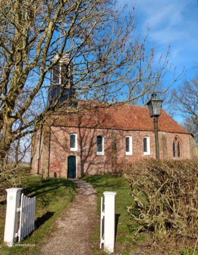 Kerk Fransum Groningen 13e eeuw