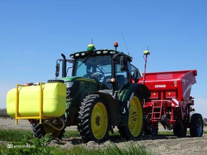 Tractor (bij Oldenzijl)