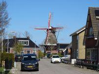 Munnekezijl (straat met molen)