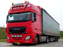 Nick Hoogkerk Vrachtauto Loswal Aduard DAF Trucks