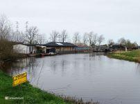 Woonschepen Nieuwbrug