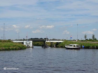 Bruggen bij Dorkwerd (Groningen)