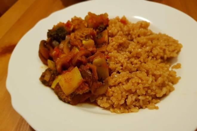 curry legume