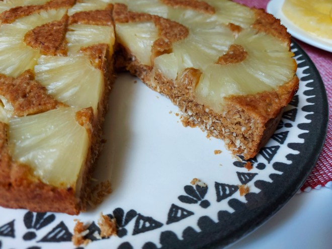 prajitura de ananas si cocos