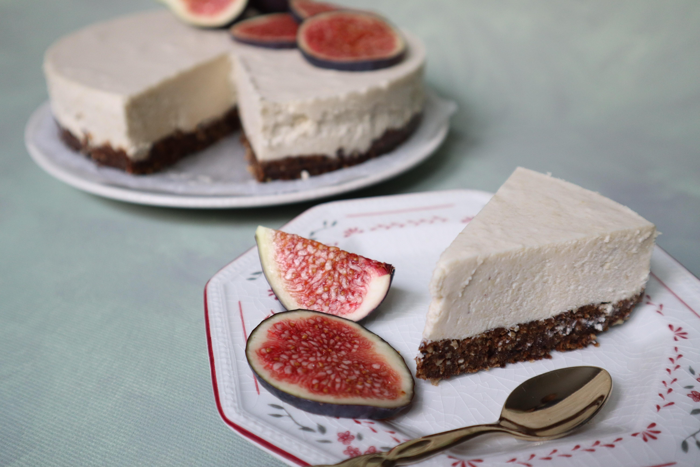 cheesecake de caju