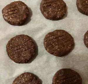 biscuiti fara gluten in tava